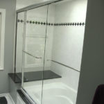 Custom Tile Bathtub Surround | Farmington Bathroom Remodel | Ferndale