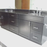Double Vanity | Ferndale Bathroom Remodel