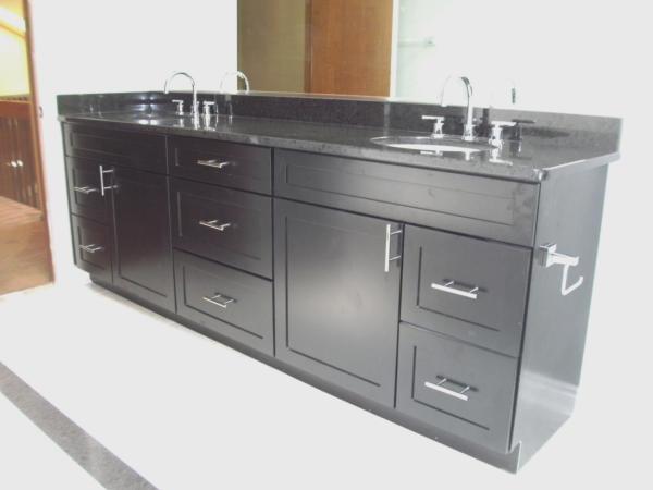 Double Vanity | Ferndale Bathroom Remodel