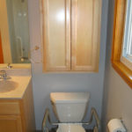 Farmington Bathroom Remodel | Handicap Accessible | Novi Wixom Milford New Hudson Commerce Twp Walled Lake | Toilet