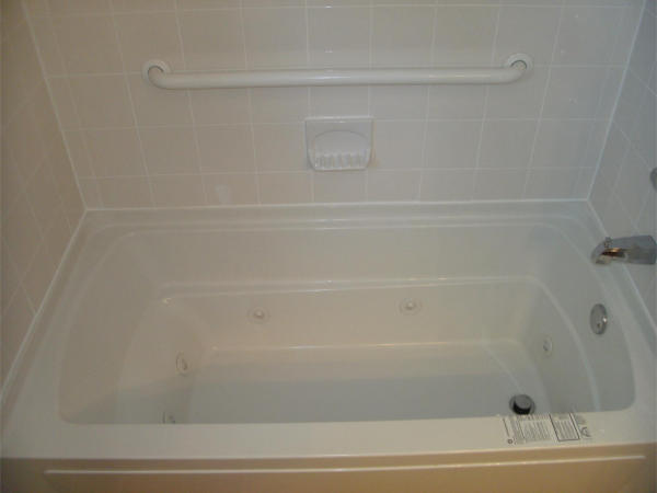 Farmington Bathroom Remodel | Handicap Accessible | Safety Handles In  Bathtub And Shower