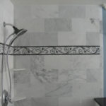 Northville Bathroom Remodel | Luxury Bathroom Custom Shower Surround