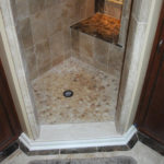 Luxury Custom Tiled Shower | Auburn Hills Oakland Rochester Hills MI. Bathroom Remodel